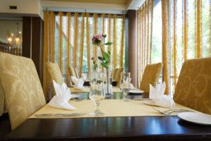 Restoran Rocca al Mare hotel